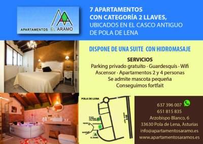 Apartamentos El Aramo