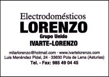 Electrodomésticos Lorenzo