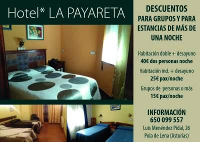 Hotel La Payareta