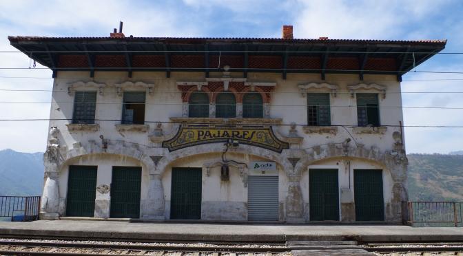 RECOMENDACIONES: Una ruta otoñal por la pista del tranvía de Pajares (28/10/2017)