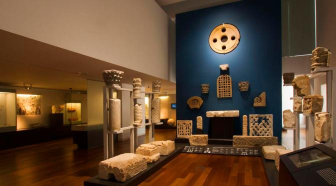 Visita al Museo Arqueológico de Asturias